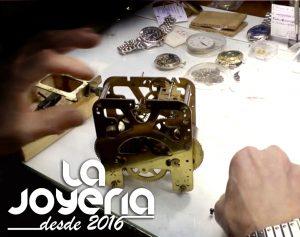 taller de relojería en Cartagena